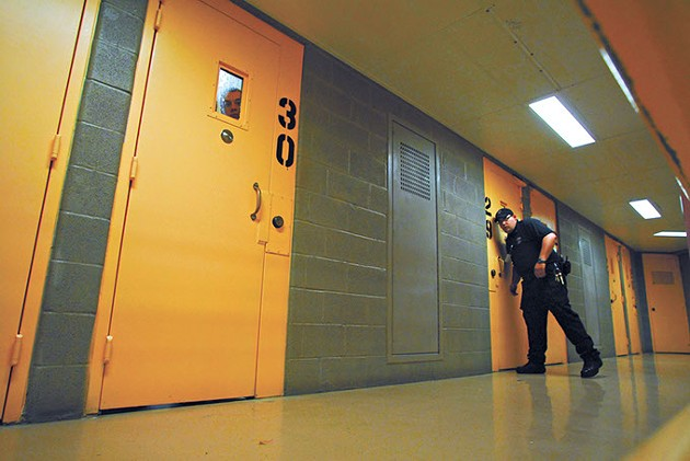 A 2009 Memorandum of Understanding between the county and the U.S. Department of Justice decreed the jail would hire and train more security staff and improve its camera monitoring system. (Mark Hancock / File)