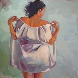 """Sasha on the Red Edge"" by Behnaz Sohrabian"
