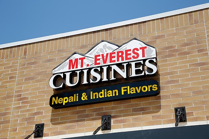 Mt. Everest Cuisines in Edmond, Thursday, April 30, 2015. - GARETT FISBECK