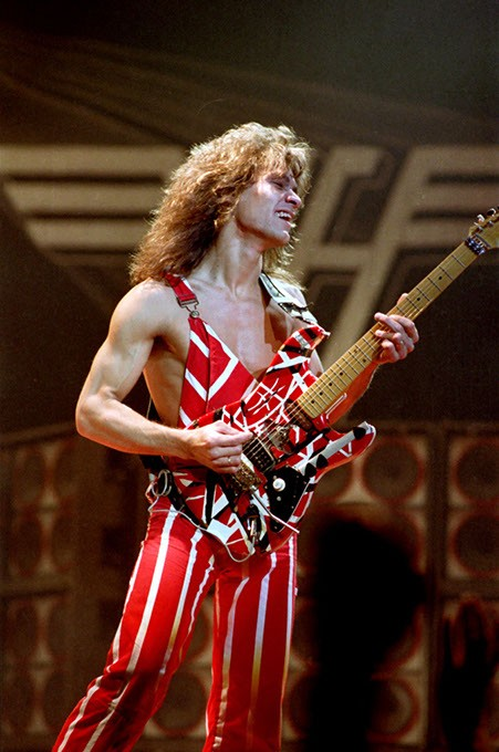 The last Oklahoma City performances with David Lee Roth for 24 years, at Myriad Convention Center. (Ronnie Green / Provided)