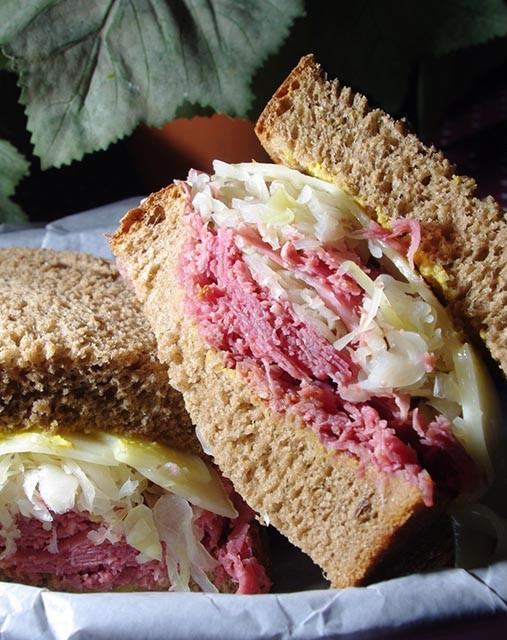 The Reuben at Someplace Else is something else (Ross Adams)