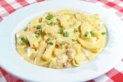 Smokin' Italian Mac and Cheese - GARETT FISBECK