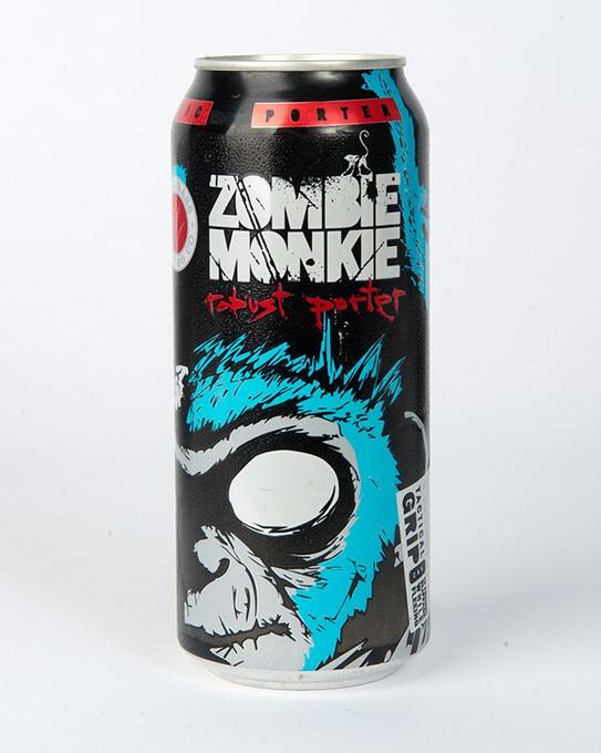 Tallgrass Zombie Monkie for Gazette Fall Brew Review 2016. - GARETT FISBECK