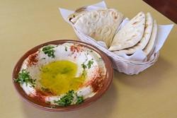 Hummus at Jerusalem Mediterranean Cuisine in Edmond, Thursday, Nov. 17, 2016. - GARETT FISBECK