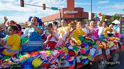 Parade of the Americas kicks off festivities for Fiestas des las Americas at 10 a.m. Saturday at Capitol Hill High School. (Historic Capitol Hill / provided)
