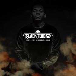 Jabee's Black Future album cover (Image provided)