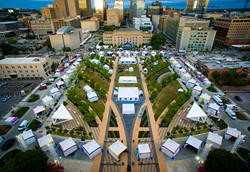 Festival of the Arts runs Tuesday through April 30 at Bicentennial Park in downtown Oklahoma City.   Photo provided