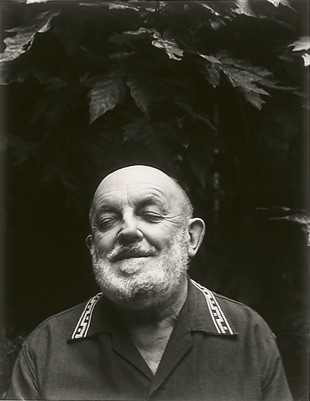 """""""Ansel Adams"""" by Judy Dater   Image Fred Jones Jr. Museum of Art / provided"""
