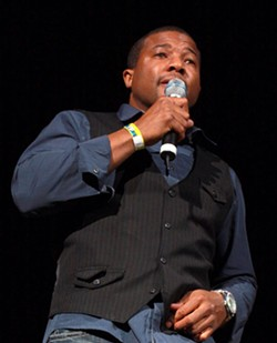 Comedian Tony Tone — Photo Steve Capers / provided