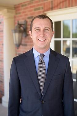 Dave Bond, CEO of OCPA IMPACT, at his offices in Oklahoma City, Tuesday, Aug. 2, 2016. - GARETT FISBECK