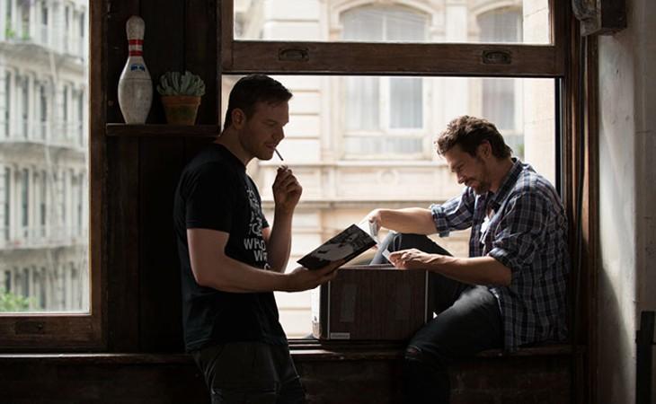 "528660 - ""The Adderall Diaries"" - Jim Parrack and James Franco - AKOORIS"