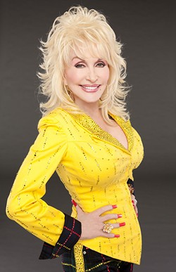 Dolly Parton - FRAN STRINE