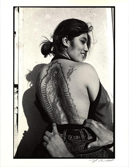 """Teresa Gutiérrez, Juárez, Mexico"" by Miguel Gandert   Image Fred Jones Jr. Museum of Art / provided"