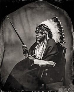 Gordon L Yellowman, Citizen of Cheyenne & Arapaho Tribes (Will Wilson / provided)