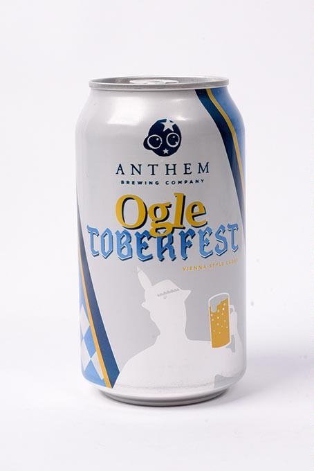 Anthem Ogle Toberfest for Fall Brew Review 2017. - GARETT FISBECK