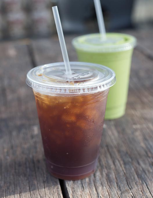 District House Cold Brew is served over ice on Monday, July 11, 2016 in Oklahoma City. - EMMY VERDIN