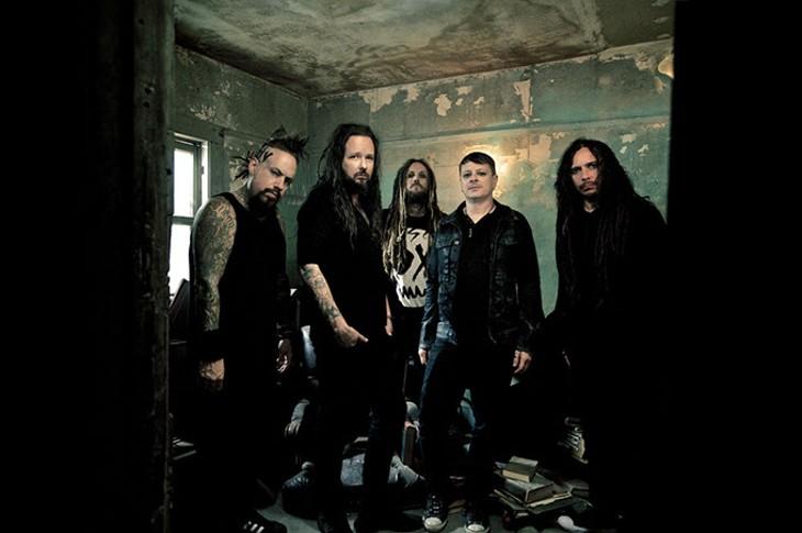 Korn headlines KATTfest Oct. 1.   Photo Dean Karr / Mitch Schneider Organization / provided