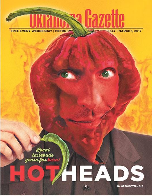 (Cover illustration Christopher Street / Oklahoma Gazette)