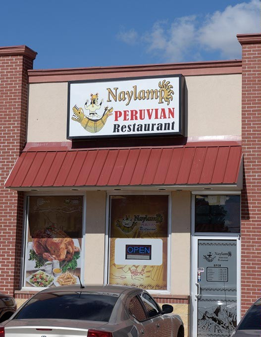 Nayalmp Peruvian Restaurant, Thursday, Oct. 20, 2016. - GARETT FISBECK