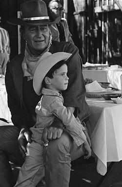 John-Wayne-and-son-Ethan-on-the-set-of-El-Dorado-1966-John-R.jpg