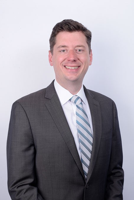 Senator David Holt poses for a photo, Wednesday, May 31, 2017. - GARETT FISBECK