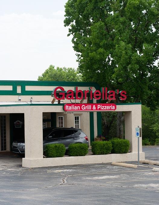 Gabriella's in Oklahoma City, Monday, July 11, 2016. - GARETT FISBECK