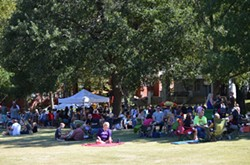 Up to 2,500 people are expected to attend Mesta Festa 2017. (provided)