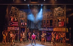 Lyric Theatre of Oklahoma presents Tony Award-winning musical In the Heights Aug. 8-12 at Civic Center Music Hall. | Photo Kirk Tuck / Lyric Theatre of Oklahoma / provided - ©2014 KIRK TUCK