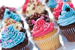 Buttersweet Cupcakes (Provided)