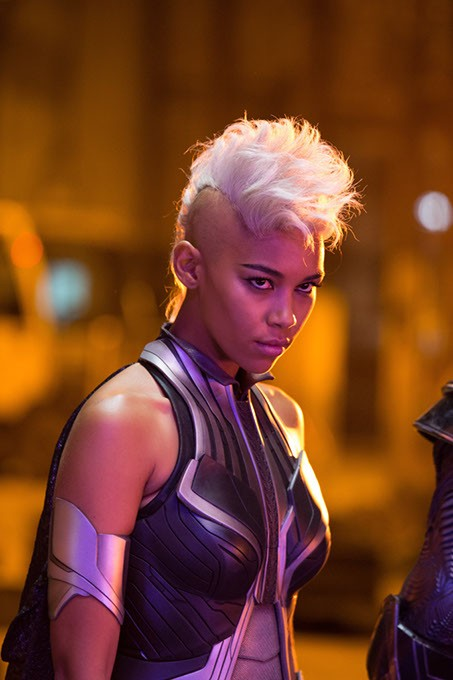 DF-02536 – Alexandra Shipp as Ororo Munroe / Storm in X-MEN: APOCALYPSE. Photo Credit: Alan Markfield / Marvel / Twentieth Century Fox - PHOTO CREDIT: ALAN MARKFIELD