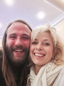 Spencer Mellow and his mother Patti. (Patti Mellow / provided)