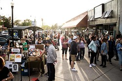 This year's Plaza District Festival is expected to draw in its largest crowd yet. (Plaza District Association / provided)