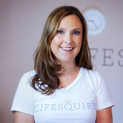 LifeSquire founder Valerie Riley began franchising the personal assistant placement business in 2015. | Photo Ty Carlson / provided