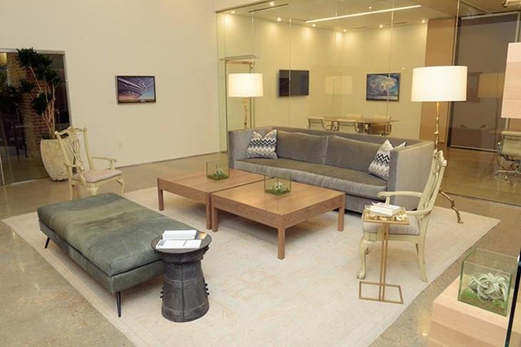 FG Gallery's open floor plan offers an ideal setting for visual art exhibits. (Garett Fisbeck)