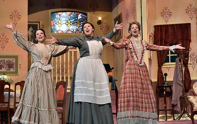 Musical theater students in UCO's College of Fine Arts and Design will present several shows this season. (University of Central Oklahoma / provided)