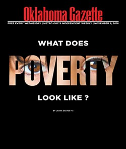 (Cover design: Christopher Street / Oklahoma Gazette)