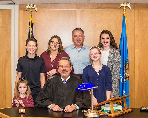 Local Oklahoma Family Finalized Their Adoption of the Two Youngest Girls Just in Time for the Holiday Season