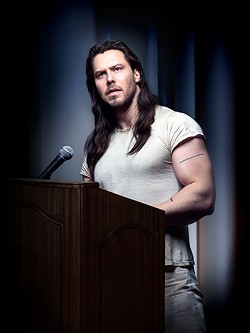 Andrew W.K. | Photo Nina Ottolino / provided