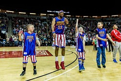 Photo The Original Harlem Globetrotters / provided - MIKE CENTIOLI