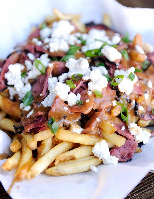 2nd St. Poutine at Slaughter's Hall in Oklahoma City, Wednesday, Dec. 16, 2015. - GARETT FISBECK