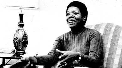 Maya Angelou: And Still I Rise examines the poet and activist's life. (deadCenter Film Festival / provided)
