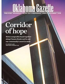 (Design Christopher Street / Photo Garett Fisbeck / Oklahoma Gazette)