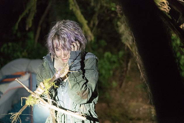 Valorie Curry stars as 'Talia' in BLAIR WITCH   Photo Credit: Chris Helcermanas–Benge / Lionsgate / provided - CHRIS HELCERMANAS-BENGE