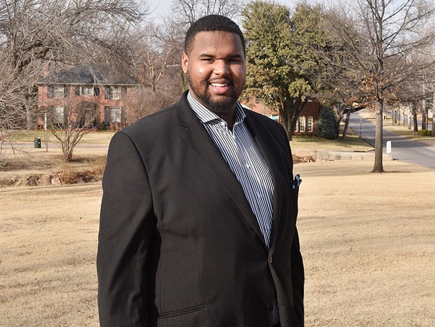 Rico Smith leads efforts to bring a ballot initiative to launch an independent redistricting commission. (Photo Laura Eastes)
