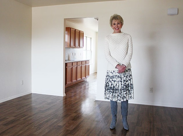 Ann Felton Gilliland said Central Oklahoma Habitat for Humanity works in partnership with the local community to build houses and hope and change lives. (Photo Laura Eastes)