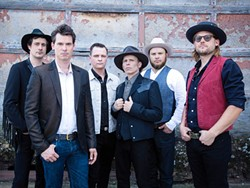 Old Crow Medicine Show plays Blonde on Blonde at The Jones Assembly Nov. 15. (Photo Danny Clinch / provided)