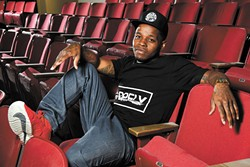 Rapper Jabee is piecing together songs from the entire span of his music career to form the unique theater performance Jabee: The Life & Times. | Photo Gazette / file