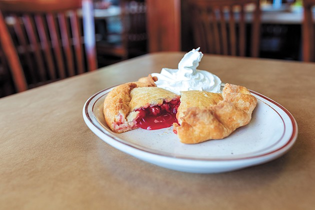 Fried pies have been a hit since they were added to the menu. (Photos provided)