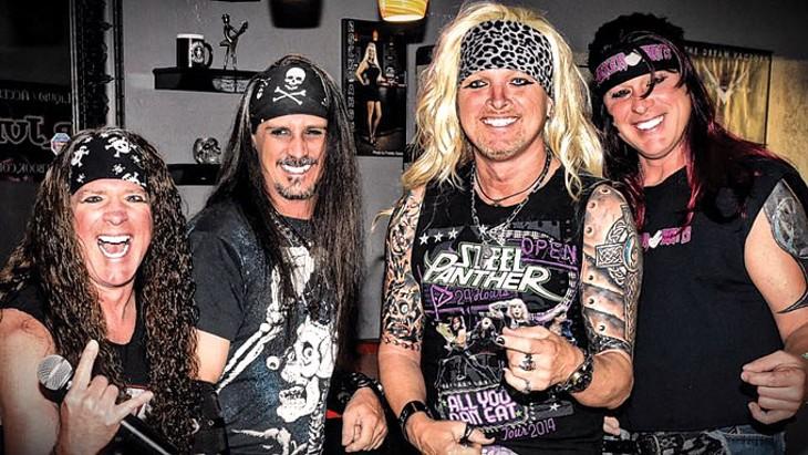 Shocker Boys play's Brewsky's Bar & Grill's New Year's Eve party. | Photo Shocker Boys / provided