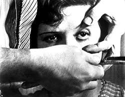 The silent short film classic Un Chien Andalou helps kick off [Artspace] at Untitled's 40 Minutes or Less series. | Photo provided